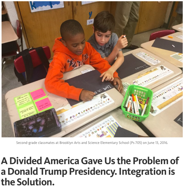A Divided America Gave Us the Problem of a Donald Trump ...